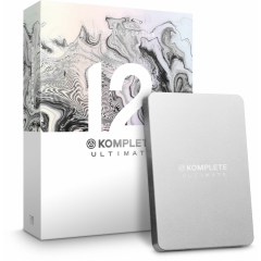 Программное обеспечение Native Instruments Komplete 12 Ultimate Collectors Edition UPG (K8-12)